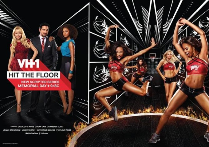 Where is my screen news renewed hit the floor season 3 for 1234 get on the dance floor actress name