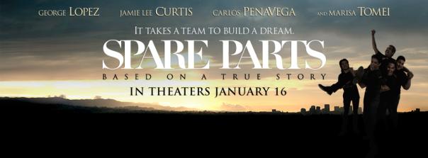 Spare Parts Movie