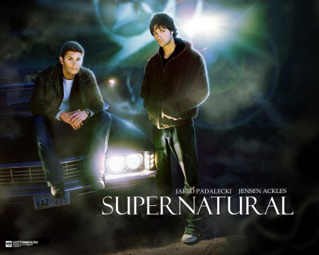 Supernatural-Sam-And-Dean-Wallpaper