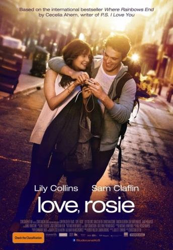 Love Rosie Australian Poster