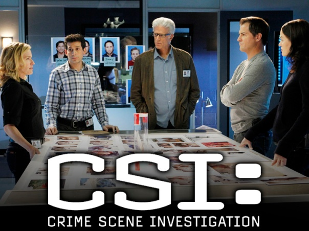 """Stealing Home"" --  Julie Finlay, (Elisabeth Shue), D.B. Russell (Ted Danson), Nick Stokes (George Eads) and Sara Sidle (Jorja Fox) all want answers as they piece things together on CSI: CRIME SCENE INVESTIGATION, Wednesday, Feb. 22 (10:00-11:00 PM, ET/PT) on the CBS Television Network. Photo: Sonja Flemming/CBS �©2012 CBS Broadcasting, Inc. All Rights Reserved."