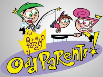 From left: Cosmo, Timmy and Wanda © Nickelodeon